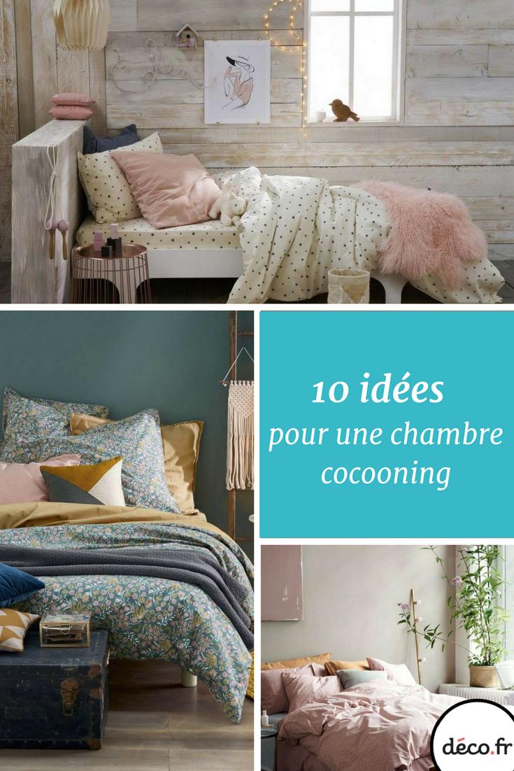 20 idées pour obtenir une petite chambre cosy  Déco petite