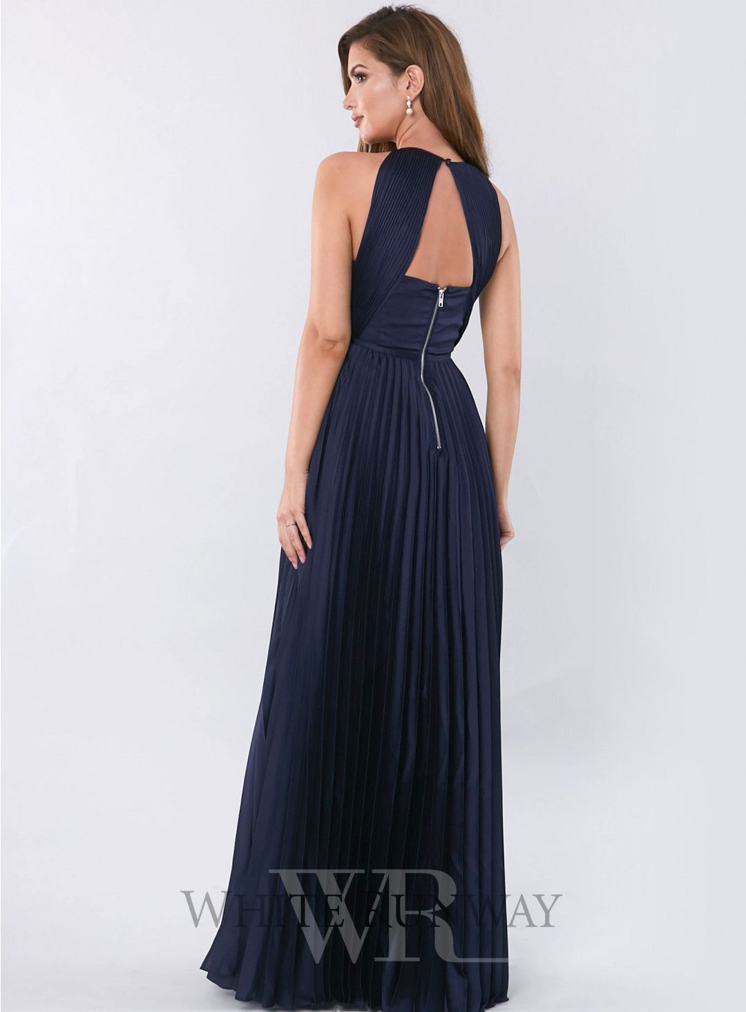 Status gown a stunning full length gown by grace u hart a high