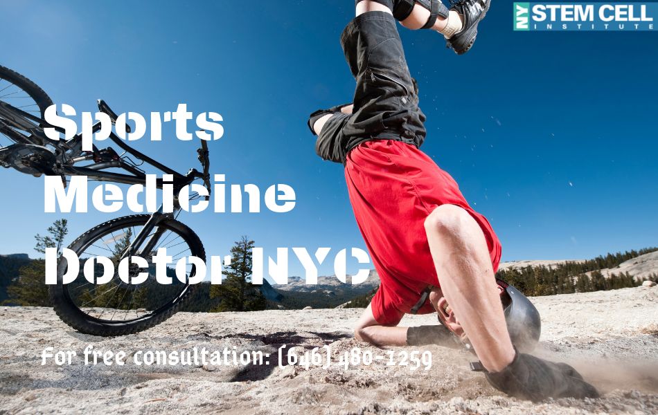 Best Sports Medicine Doctor NYC Sports medicine
