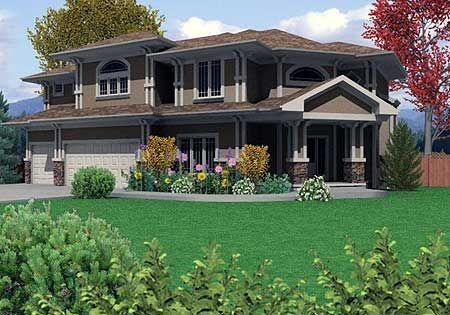 Architectural Designs W16041PN