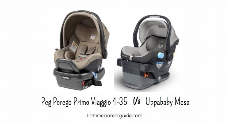 Are You Choosing Between The Peg Perego Infant Car Seat Or Uppababy Mesa See Why Id Get Primo Viaggio 4 35 Instead