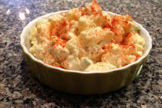 Easy potato salad that is SOOOO tasty-this is my favorite potato salad recipe