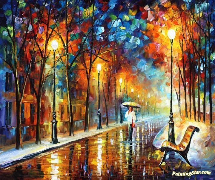 Old Dream Artwork By Leonid Afremov Hand Painted And Art Prints On Canvas For Sale You Beautiful Abstract Painting Oil Painting On Canvas Abstract Art Painting