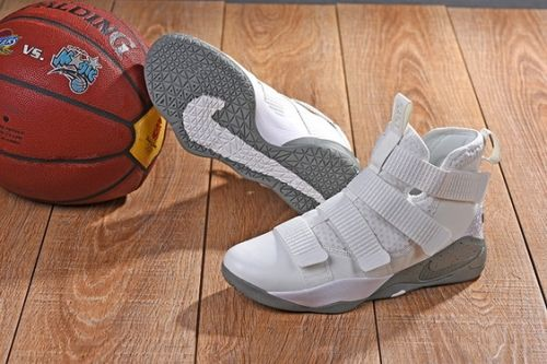 buy online 9cb18 98458 Buy Nike LeBron Soldier 11 SFG Light Bone Dark Stucco - Mysecretshoes