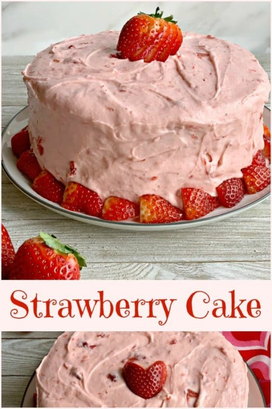 Strawberry Cake Recipe Strawberry cake recipes