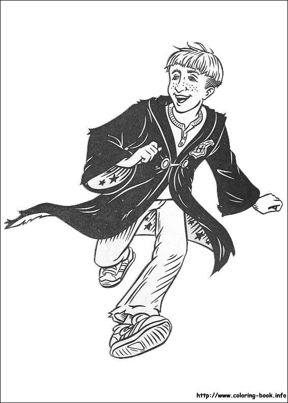 Harry Potter And The Sorcerer S Stone 1997 Coloring Book Page Harry Potter Coloring Pages Coloring Pictures Harry Potter