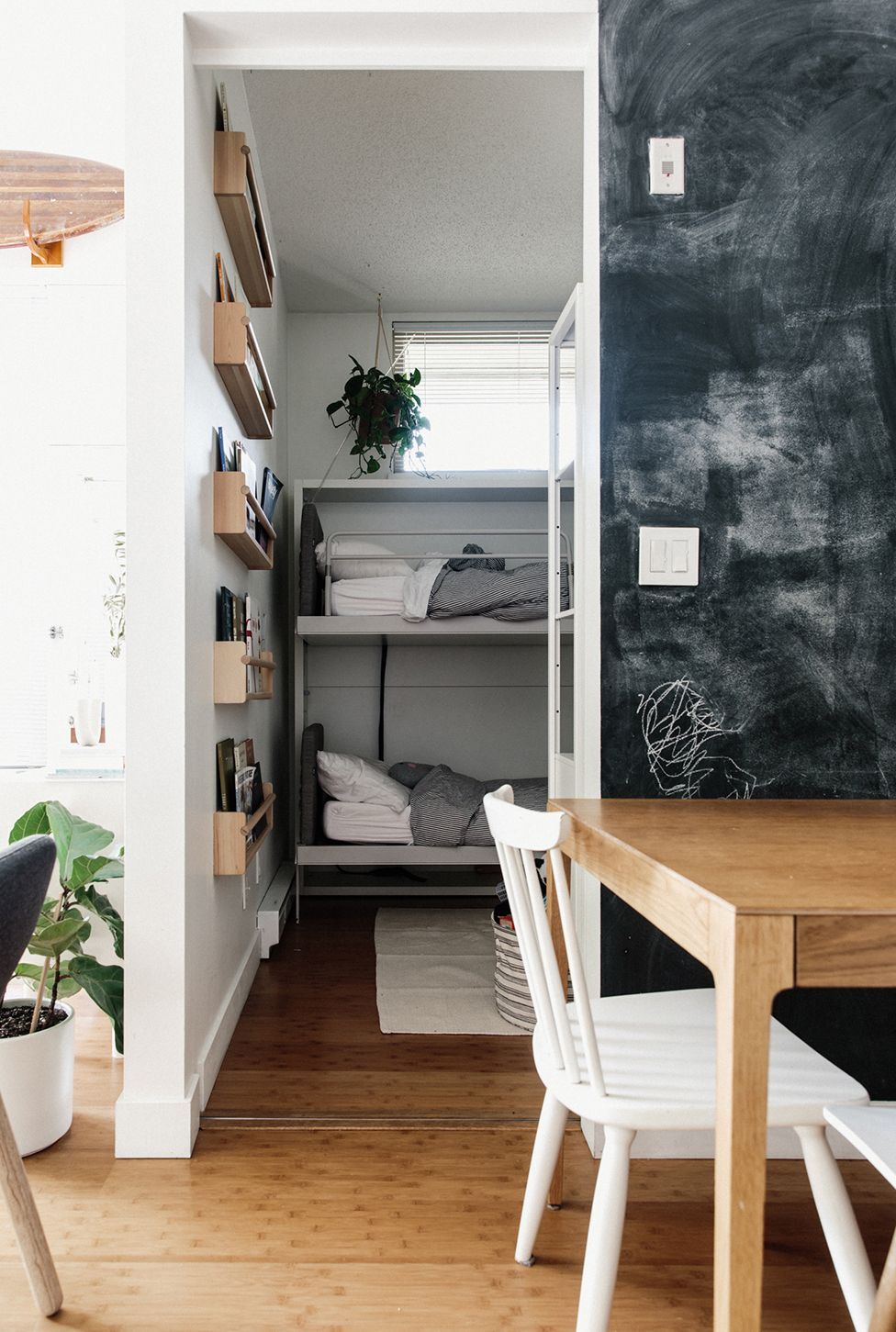 A 600 square foot vancouver family home