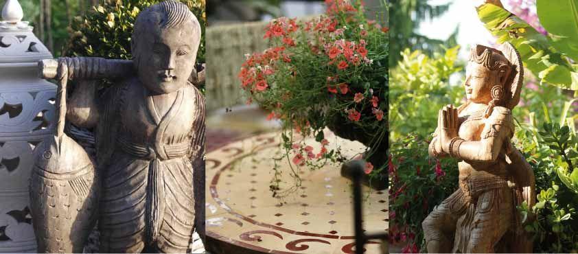 gartenm bel und mosaiktische sowie orientalische und. Black Bedroom Furniture Sets. Home Design Ideas