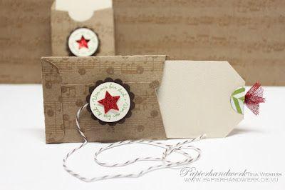 - Papierhandwerk -