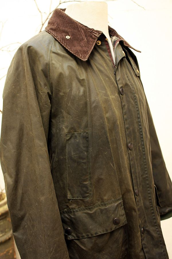 163d29cbbcd41 Vintage Barbour coat via: Red Clay Soul | Fashion / The Gentlemen's ...