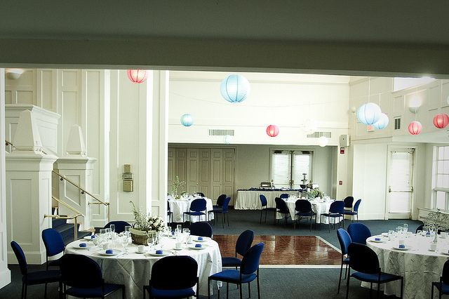 UConn alums and community members can hold their weddings and events in the Alumni Center on UConn's Storrs campus. Members receive discounted rentals!