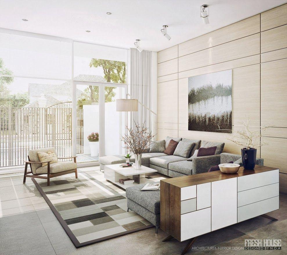 16 Amazing Contemporary Living Room Design Ideas With Im