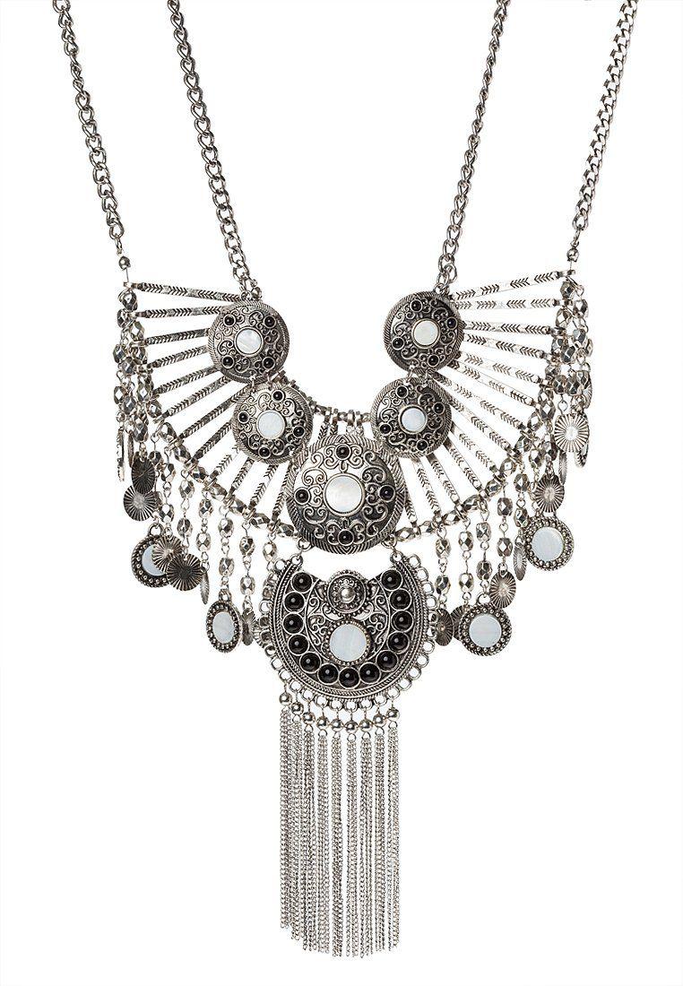 New Look Collier - silver-coloured - ZALANDO.BE