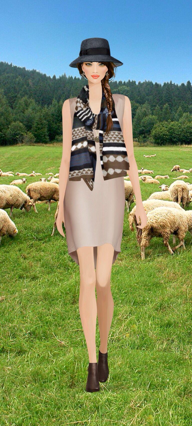 Tuscan Sheep Herder