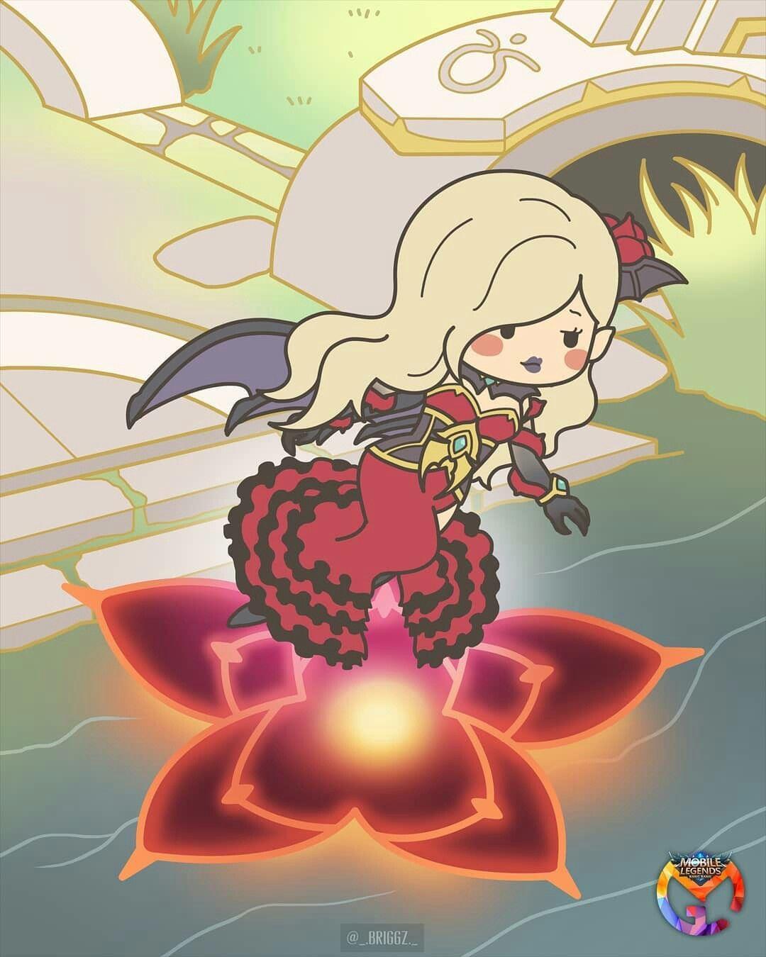 Carmilla Mlbb Mobile Legends In 2020 Mobile Legends Mobile Legend Wallpaper Anime
