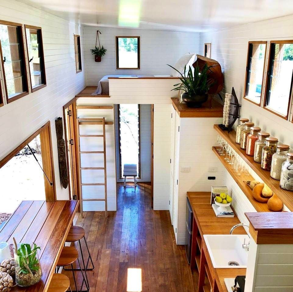 Beautiful Tiny House in the Byron Hinterland - Tiny houses for Rent in Possum Creek, New South Wales, Australia