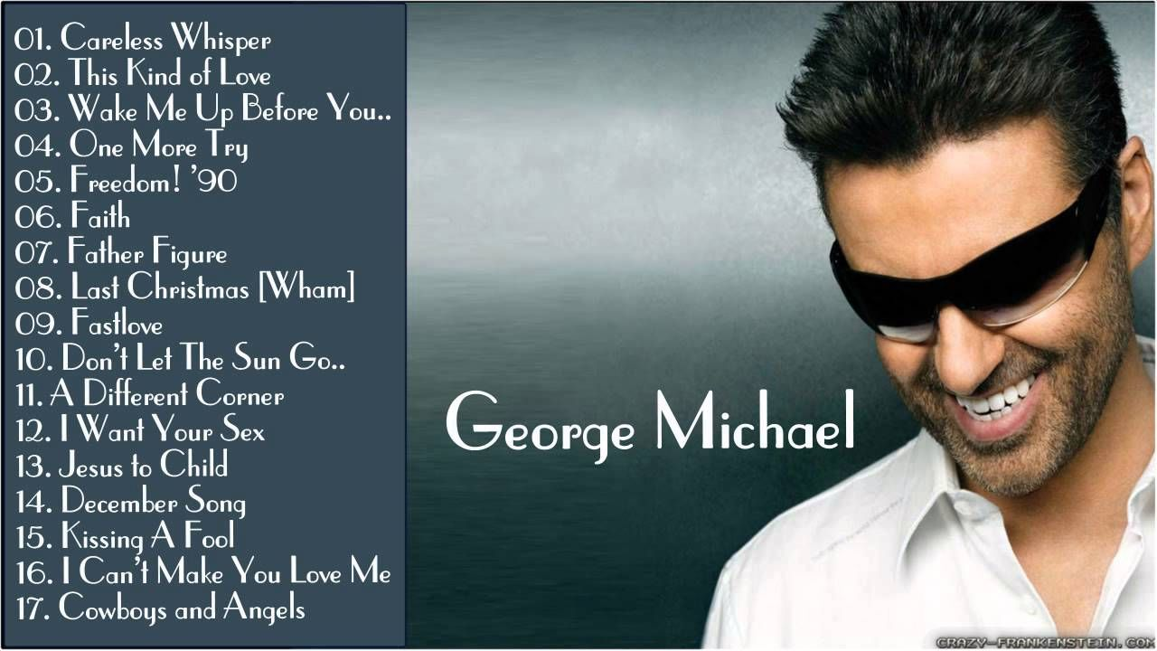 Best Songs Of GEORGE MICHAEL (Full Song HD) || GEORGE MICHAEL\'s ...