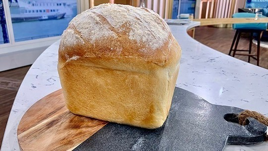 How to bake your own bread, with Phil Vickery   Food ...