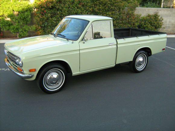 1972 Datsun Pick Up Datsun Pickup Datsun Ford Courier