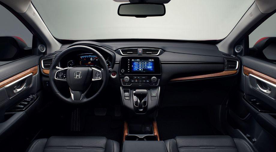 Parketnik Honda Cr V Dobralsya Do Evropy S Dvumya Motorami Drajv Honda Crv Interior Honda Crv Honda