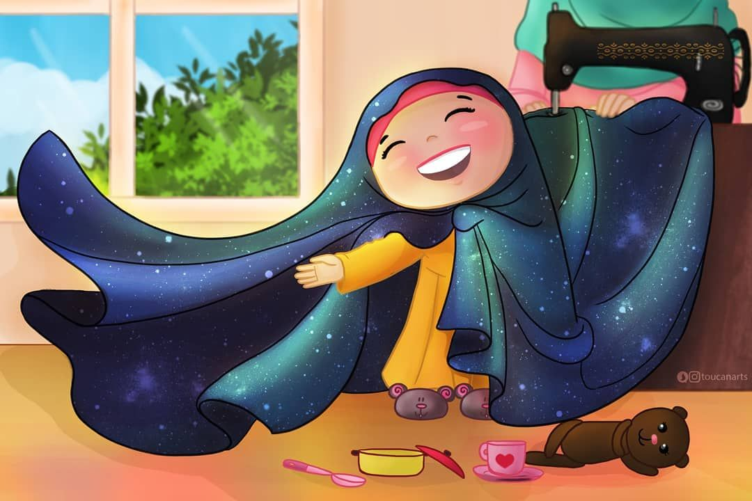 بسم الله الرحمن الرحیم Toucanarts و خدا گفت تو ریحانه ی خلقتی امام صادق علیه السلام می فرمایند حجاب Aurora Sleeping Beauty Art Gallery Disney Characters