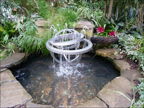 Image detail for -Fountain for Minimalist Garden Home Garden