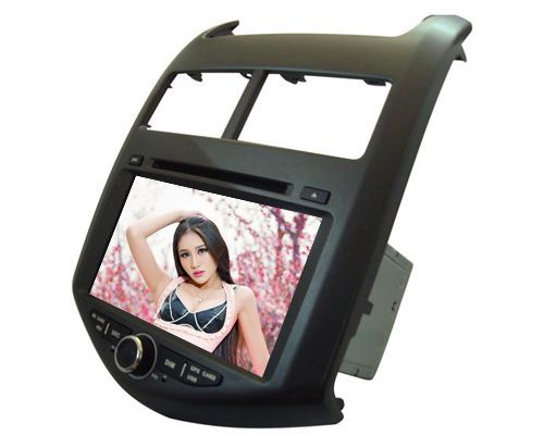 8 Inch Dvd Radio With Gps Navigation Can Bus For Chevrolet Aveo