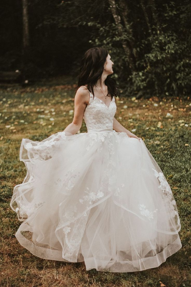 Affordable Ballgown Lace Wedding Dress from Beloved by ...