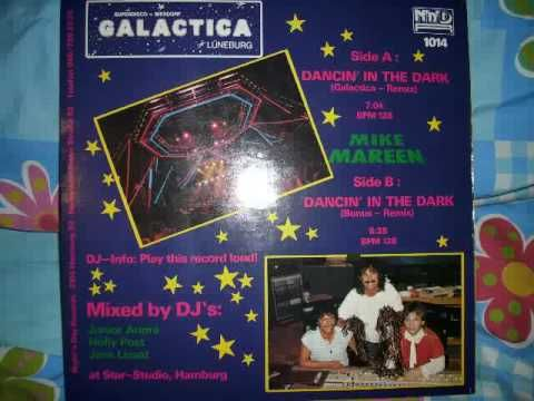 Dancing in The Dark (Galactica Remix) - Mike Mareen 1984 euro disco