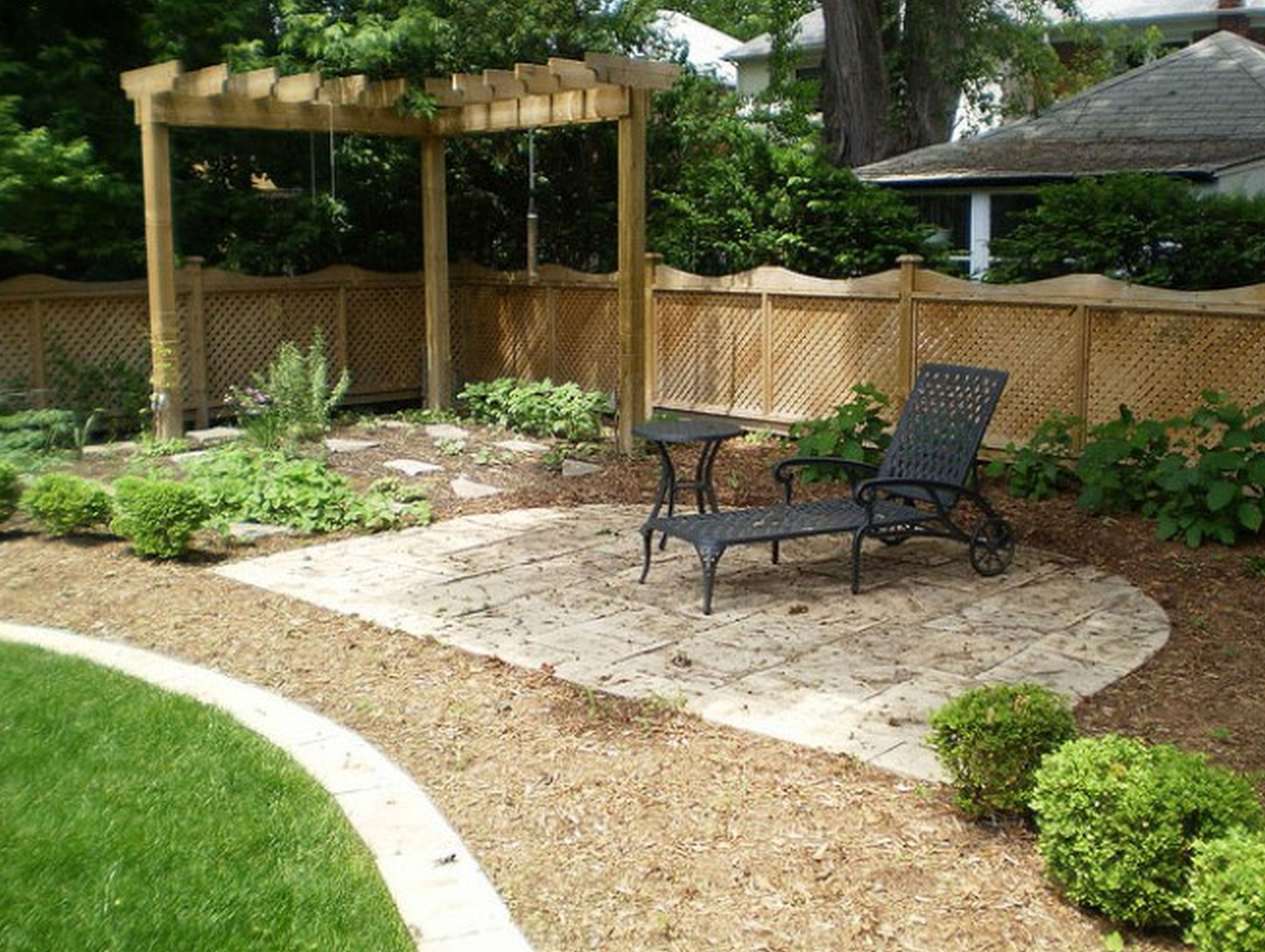 Backyard Landscaping Category For Landscaping Ideas Small Backyard