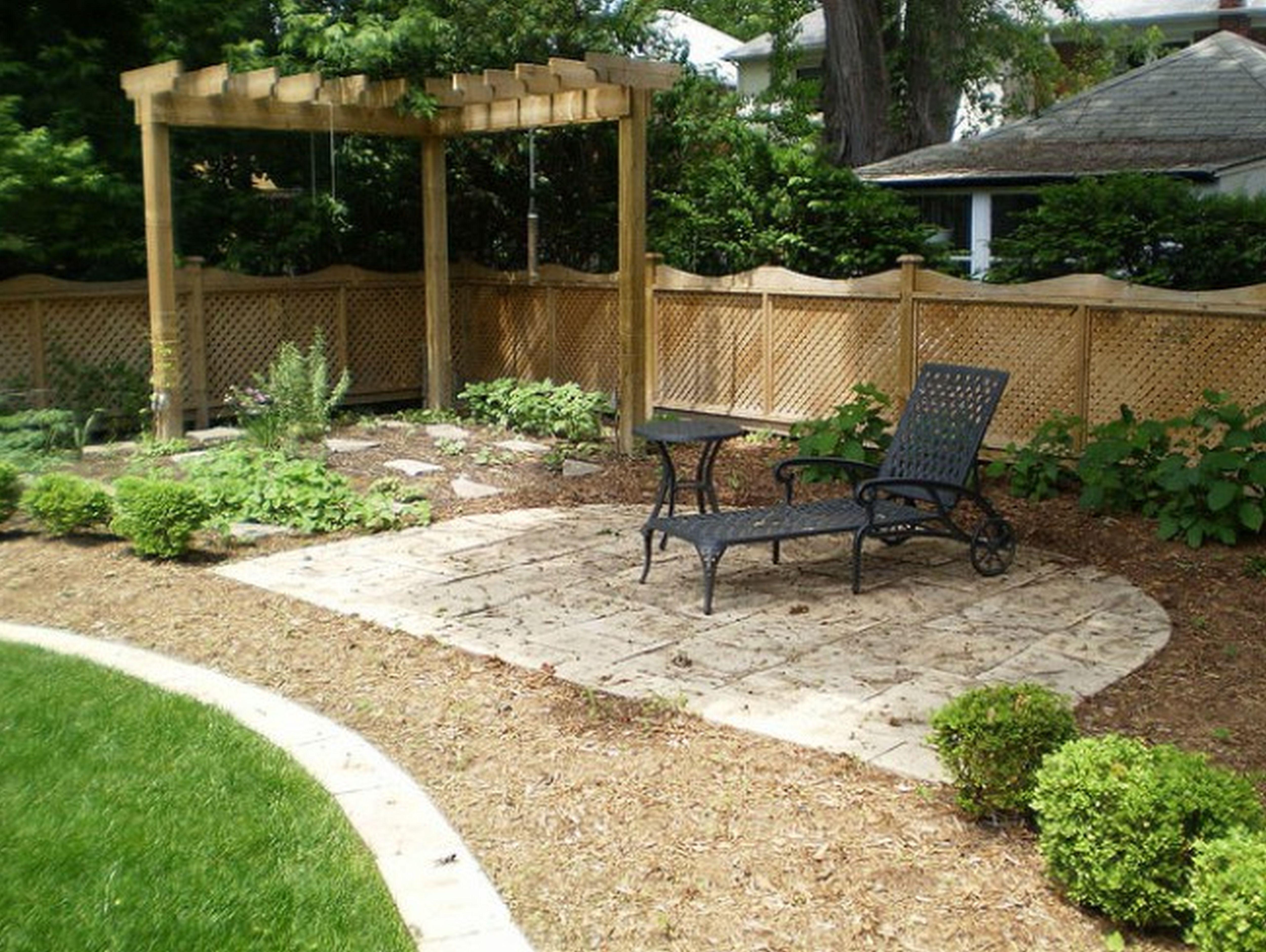 front yard desert landscape design - Google Search | Small ... on Desert Landscape Ideas For Backyards id=46503