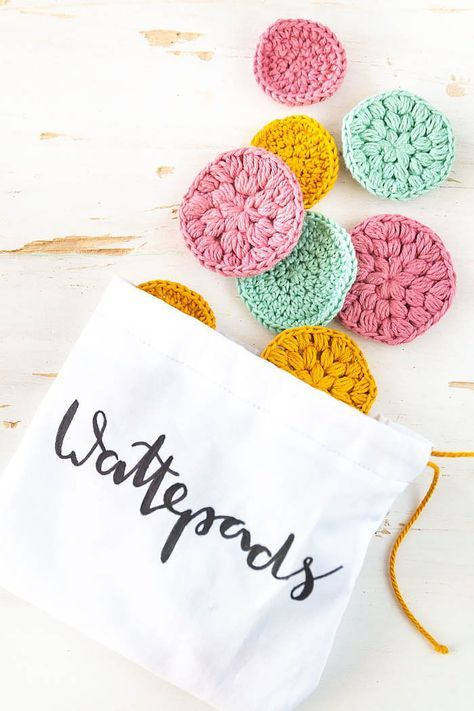 Photo of Make cotton pads yourself and avoid waste | ars textura – DIY blog