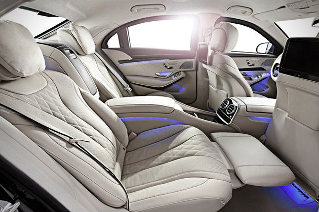 Mercedes Benz Releases Fully Armored Bulletproof S600 Guard