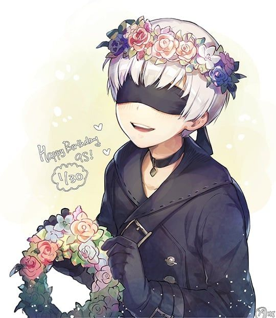 NieR: Automata ♥ 9s ♡ #PlayStation #Game #Yorha