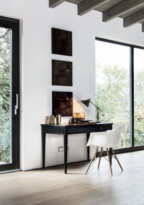 Mini Work Space Wabi Sabi Scandinavia Design Art And Diy Today S Insta Love Christine Bauer Modern Houses Interior Interior Modern Interior