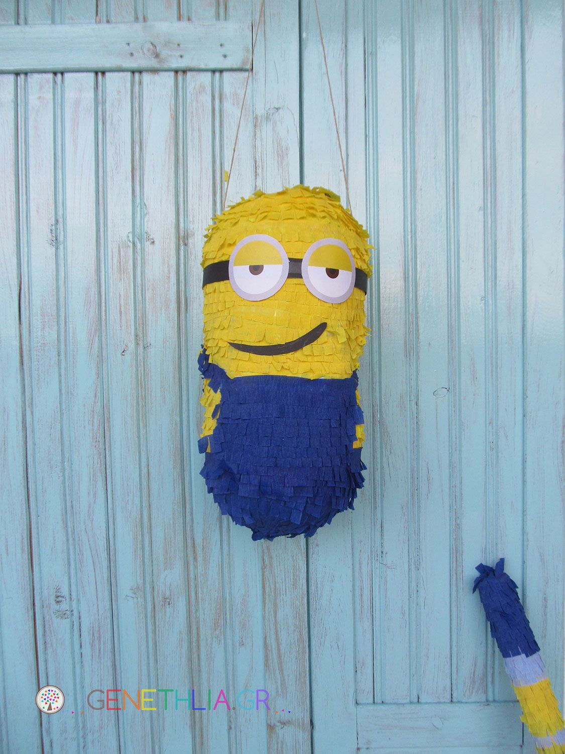 Despicable Me Pinata Tutorial Written In Greek But The Google Chrome