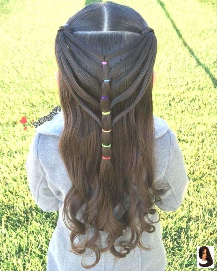 10 Einfache Kinderfrisur Die Alle Eltern Kopieren Konnen 10 Easy Kids Hairstyle Any Parents Can Copy 10 Einf Hair Styles Little Girl Hairstyles Girl Hair Dos