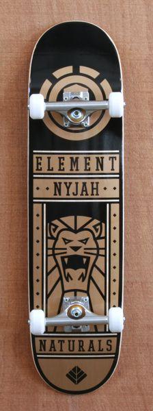 d595ec44ee Element Nyjah Ferocity 8.0
