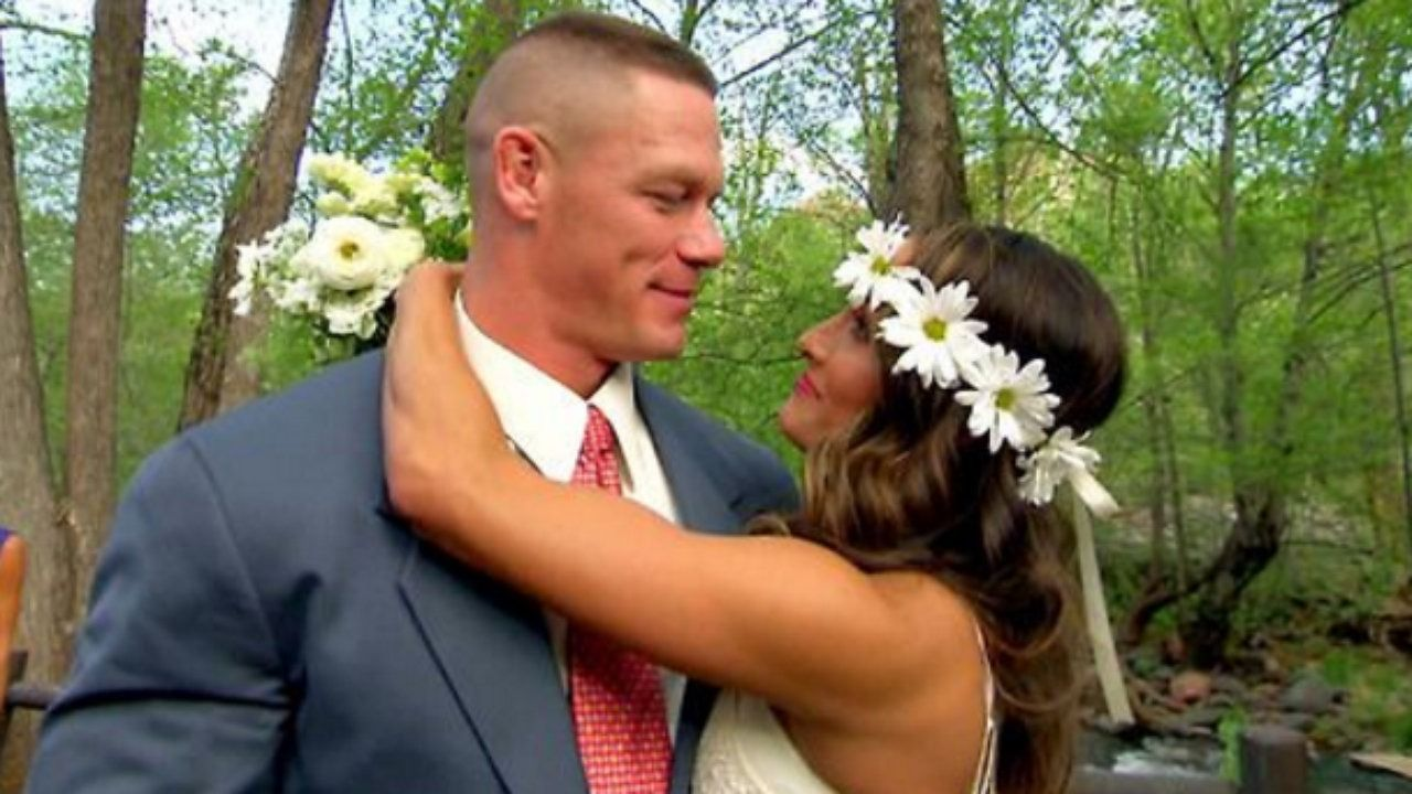 10 Reasons John Cena And Nikki Bella May Not Make It To The Alter Babbletop John Cena And Nikki Nikki Bella John Cena Nikki Bella