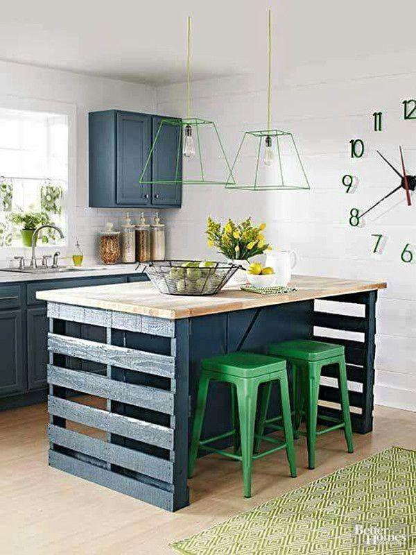 Los 17 muebles de cocina más sorprendentes del momento | Home ideas ...