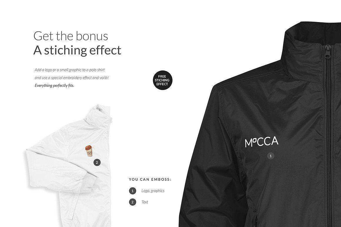Download Bomber Jacket Ghost Mockups Set Free Marketing Words Selling Photos Bomber Jacket