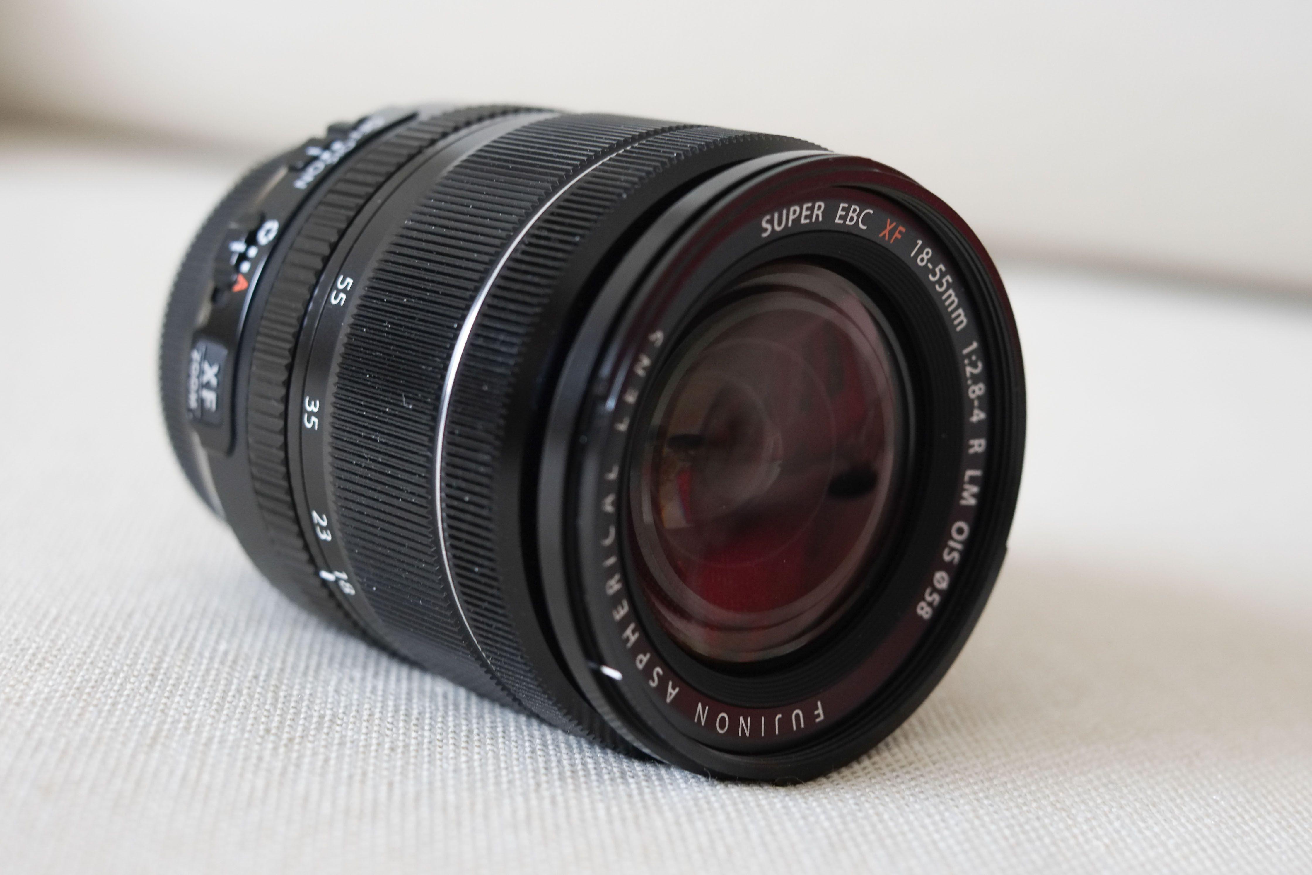 Fujifilm Xf 18 55mm F2 8 4 R Lm Ois Lens Review Rings For Men Lens Fujifilm