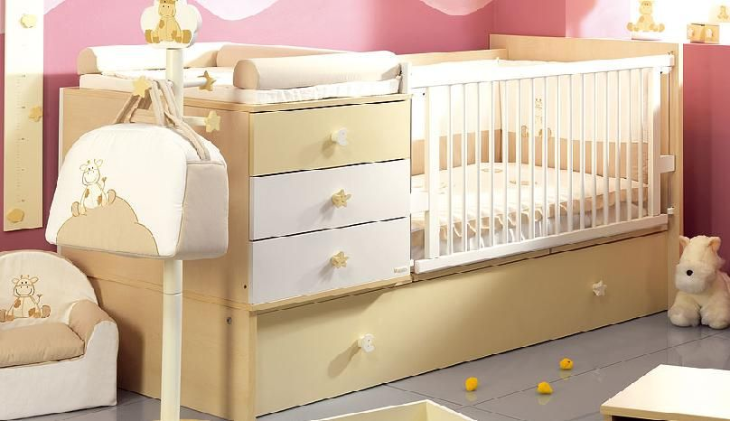 Cunas y camas imagui - Camas cunas para bebes ...