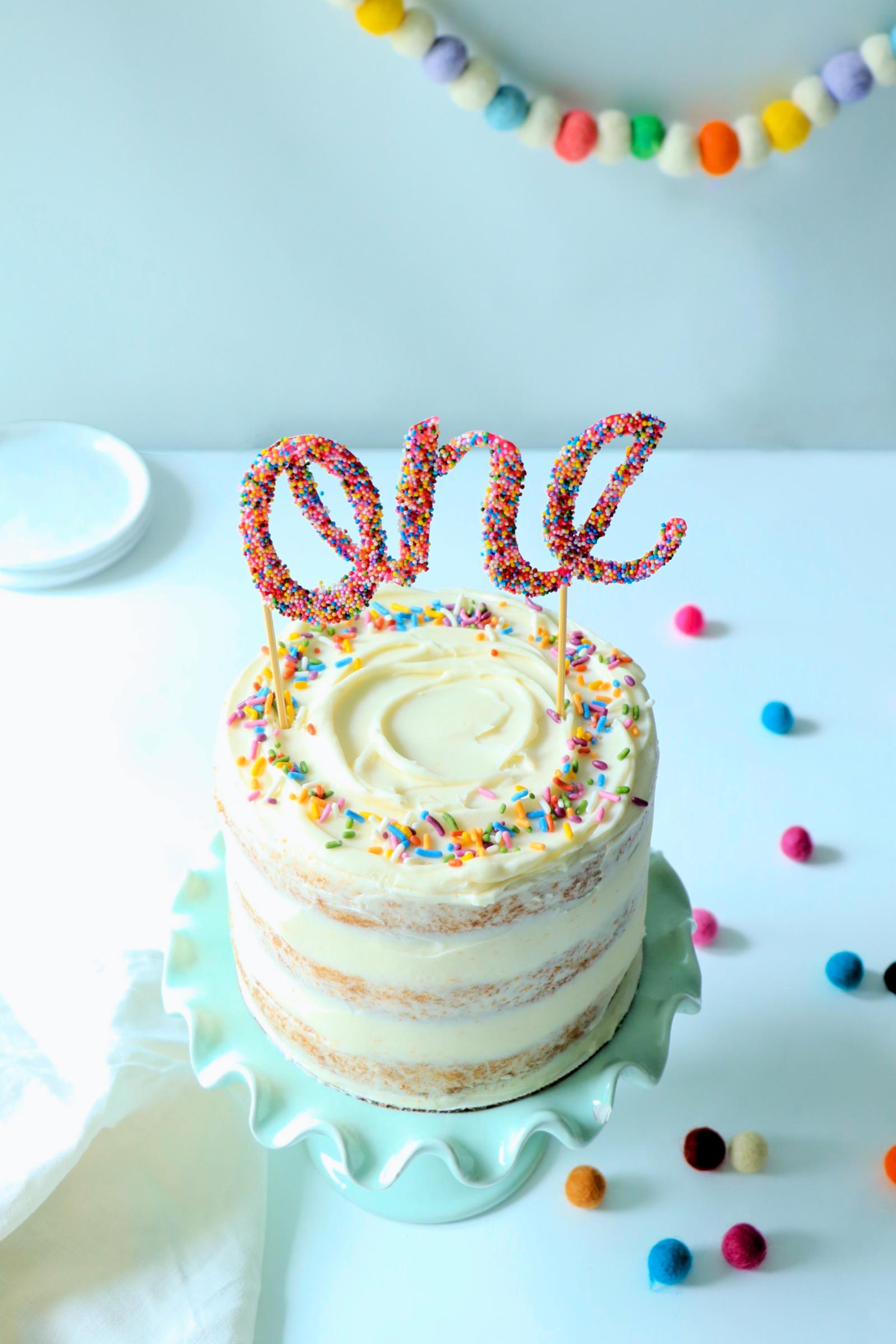 Baby Birthday Cake 1st Birthday Cake Poppikit Cake Kits 1st Baby Birthday Cake Kits Poppik Baby Birthday Cakes Homemade Smash Cake 1st Birthday Cakes
