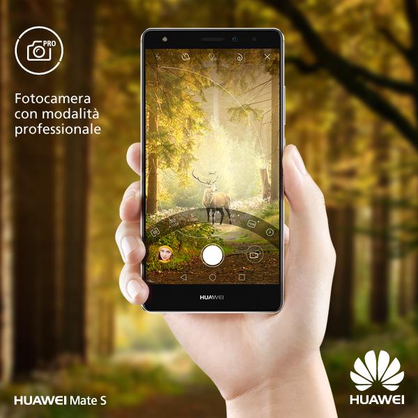 Non ti ritroverai mai più senza una fotocamera professionale, specialmente quando il momento lo richiede! #HuaweiMateS scopri di più http://bit.ly/1RYoH93