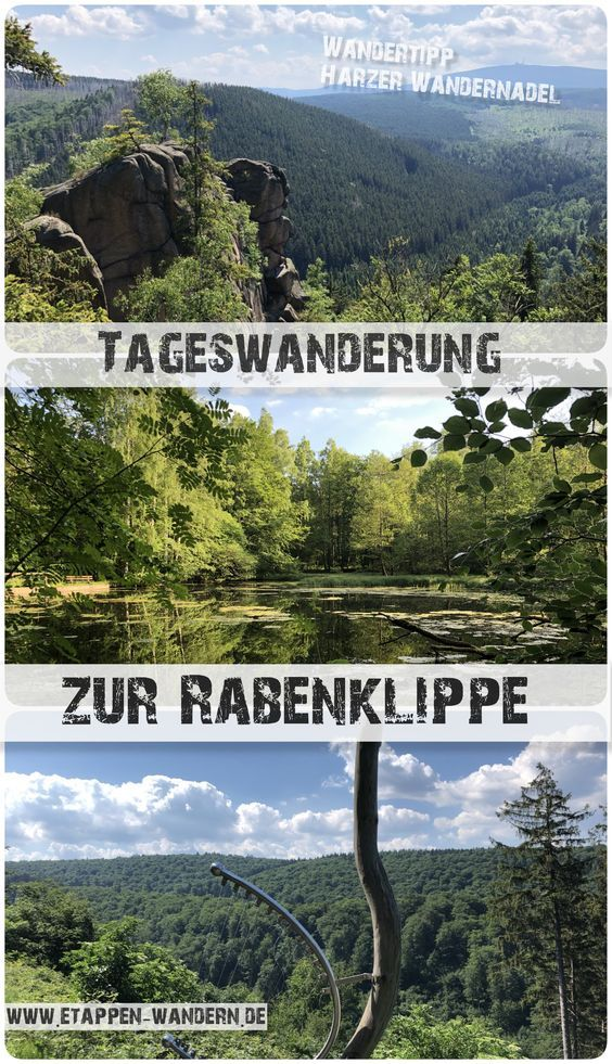 Photo of Harz: Easy hike to the Rabenklippe – Bad Harzburg