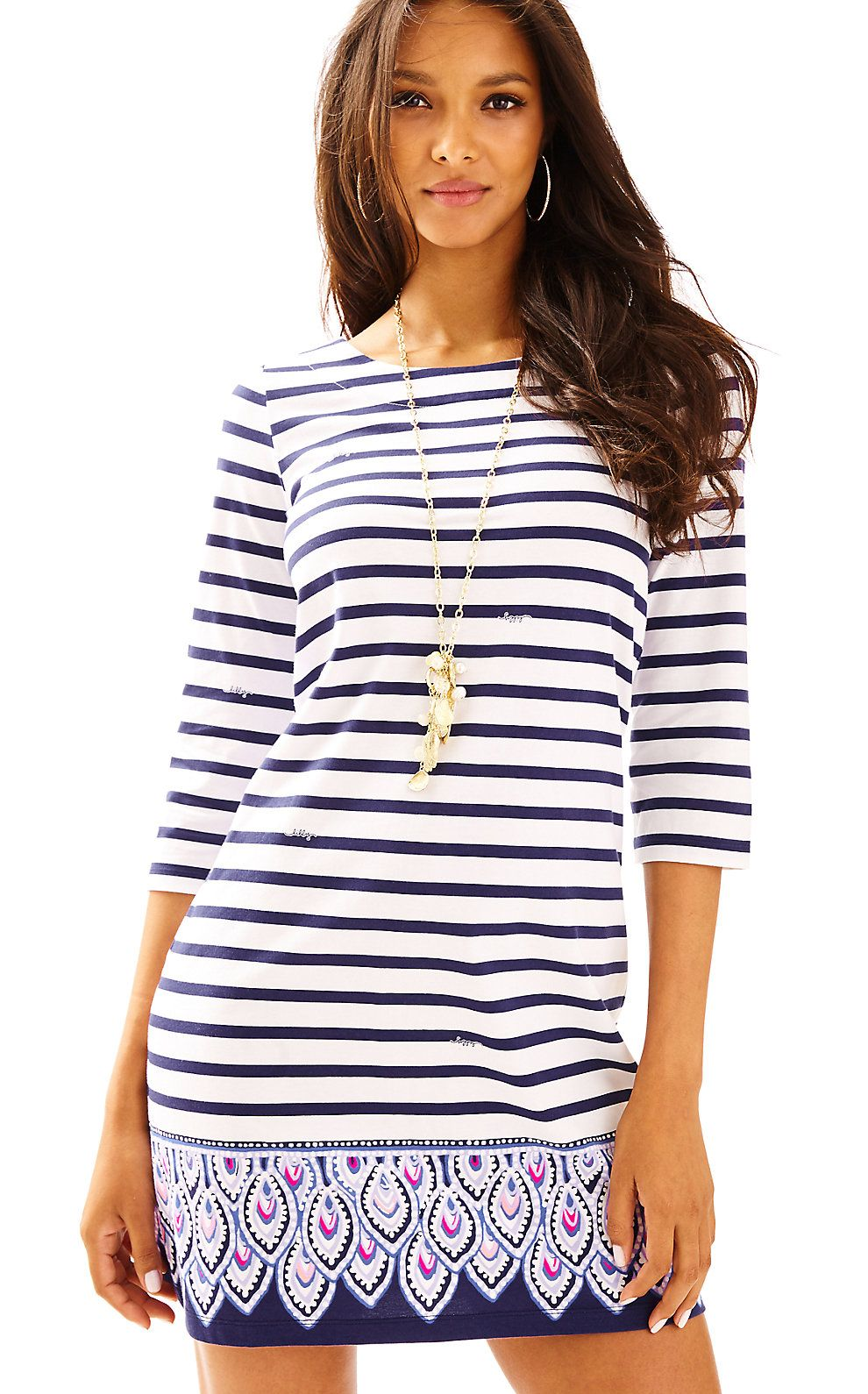 ec93b715a86 Lilly Pulitzer Womens Bay Dress