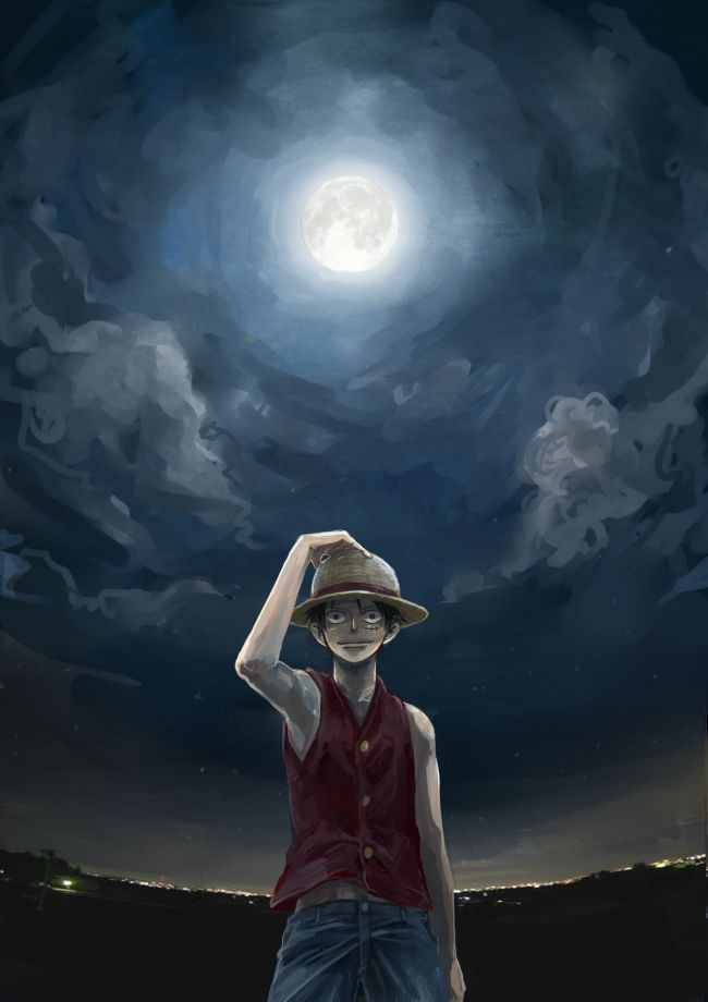 One Piece D Wallpaper Mobile Luffy Gear Second Android For Animasi Bajak Laut Gambar Manga