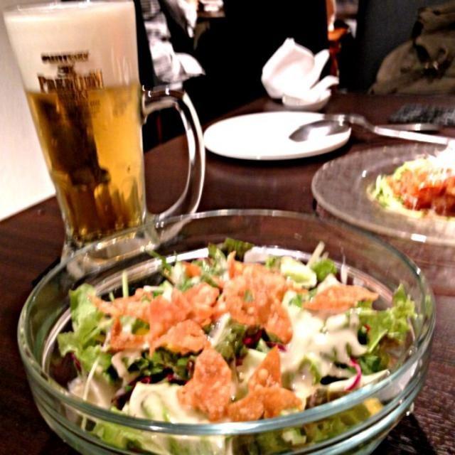 サラダは普通に美味いよね‼ - 4件のもぐもぐ - HIRO特製シーザーサラダ by RAGAGOURMET