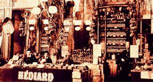 HEDIARD - Epicerie Fine, Coffret cadeau, Paniers Gourmands, Coffret champagne, chocolats. PARIS.